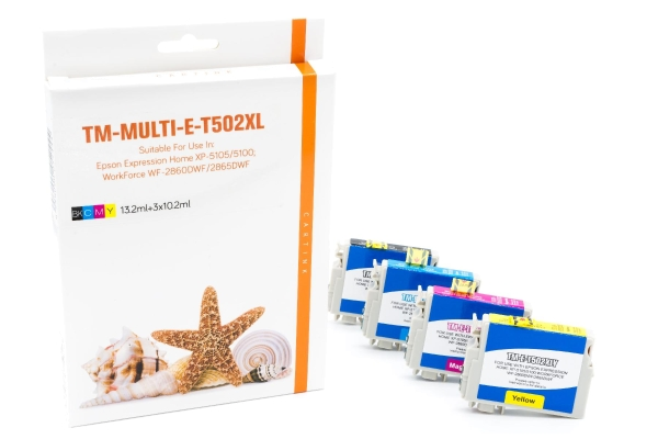 Kompatibel zu Epson 502XL Tinten Multipack