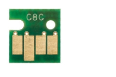 Ersatz Chip für Canon CLI-526 Grau