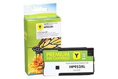 Premium Patrone für HP 953XL Gelb