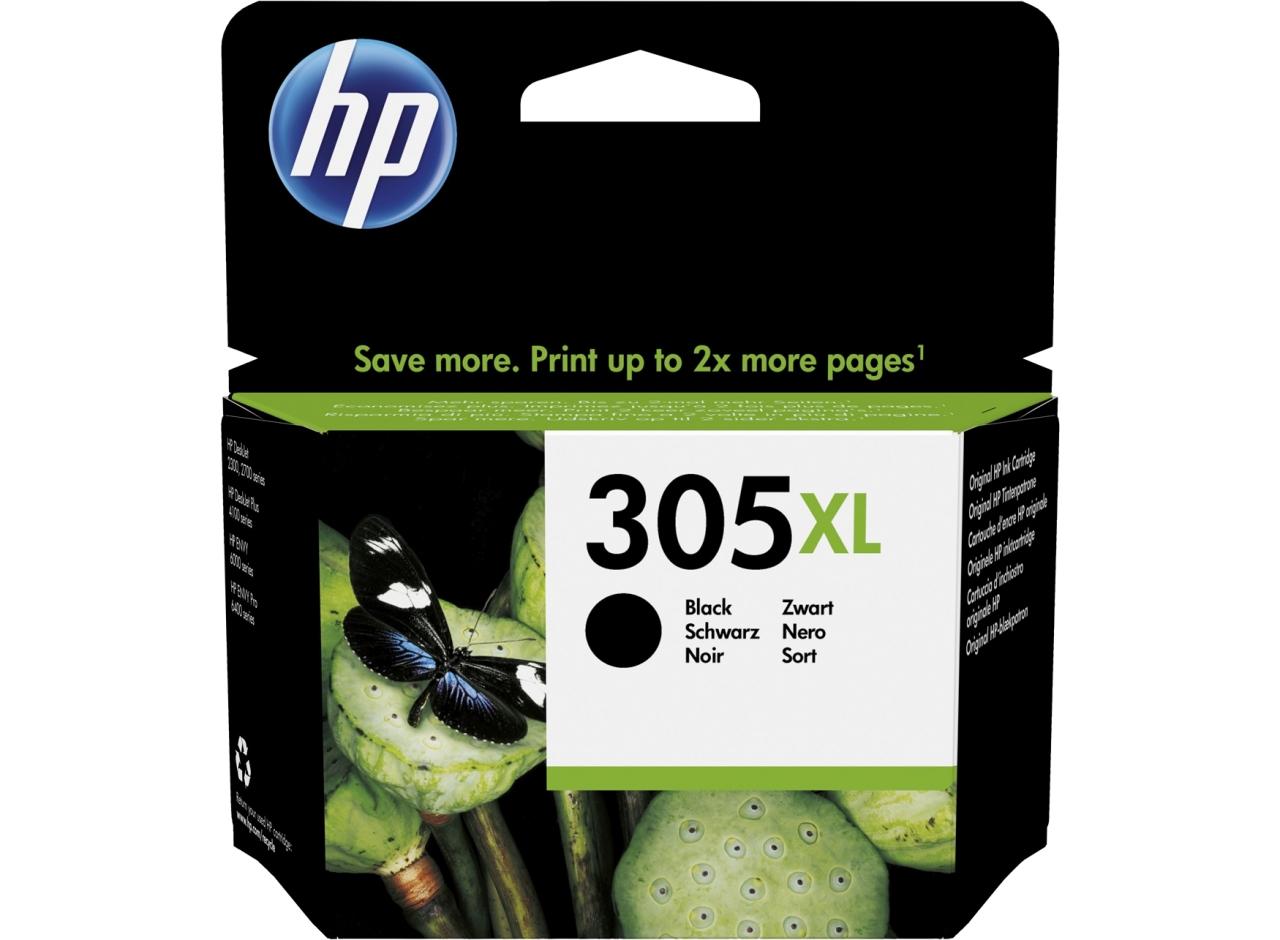 HP305XL Black Original