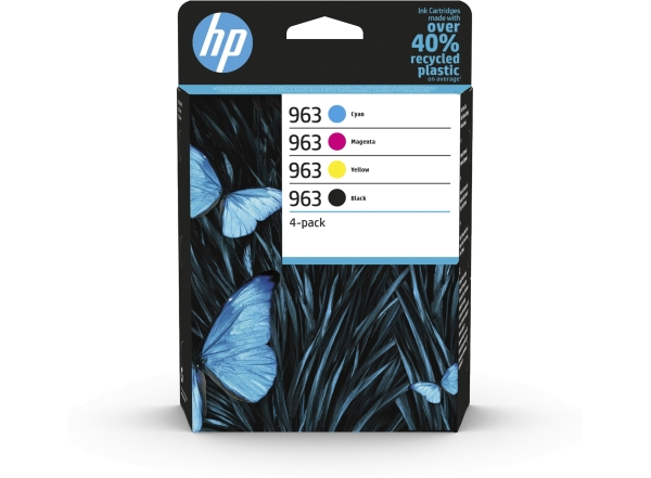 HP 963 4-Set 6ZC70AE