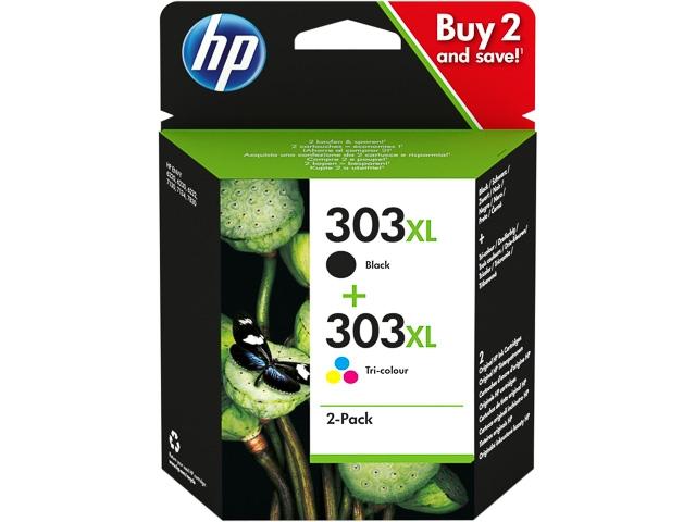 HP 303XL 2er-Pack Spar-Set Original